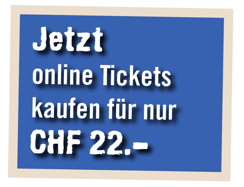 200 Tickets 20 Franken